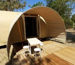Camping Le Rochelongue: Coco Sweet 2hab