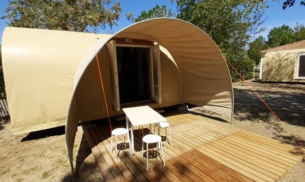 Camping Le Rochelongue : Coco Sweet 2ch