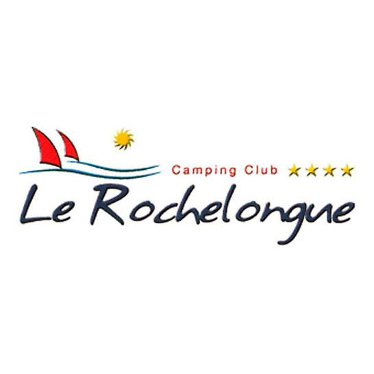 Camping Le Rochelongue : Logo Rochelongue