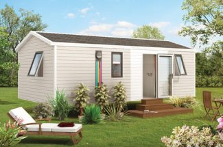 Camping Le Rochelongue: New Mbh Rochelongue 2hab