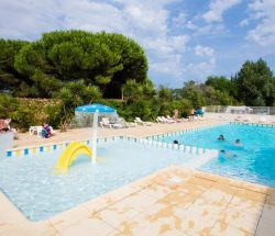 Pataugeoire camping le Rochelongue